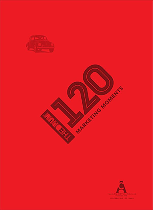 120 Marketing Moments Cover